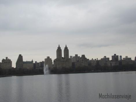 La ciudad desde otro ángulo.