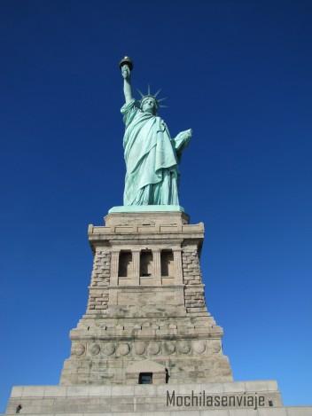 ¿Será la libertad solo una estatua?