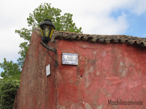 Calle de los suspiros, hay una leyenda al respecto...Dejamos algunas de sus casas aquí abajo...