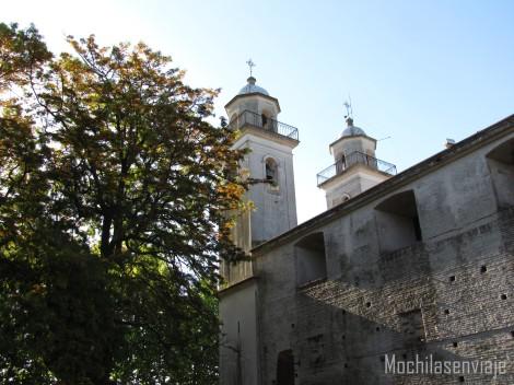 Colonia del Sacramento cuenta con muchos conventos y lugares de culto.