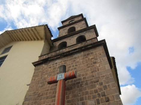 Iglesias andinas