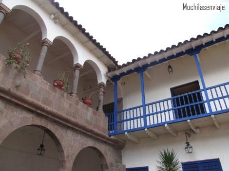 Casa de Inca Garcilazo de    la Vega , actualmente funciona un museo.