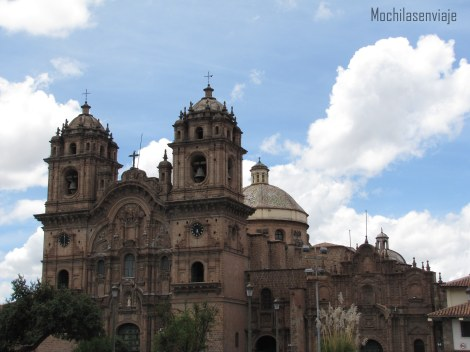 Una de las catedrales