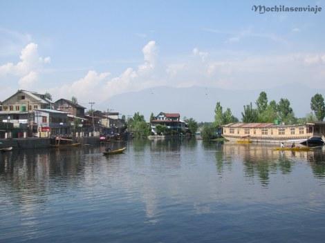 Asi se nos presentó Srinagar