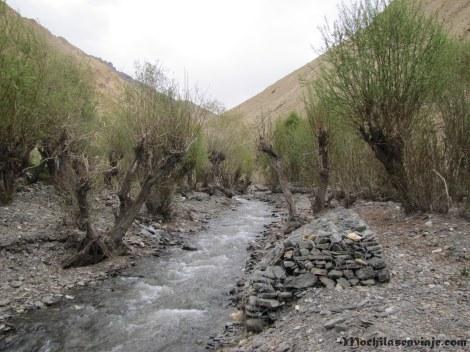 El río en Hinju