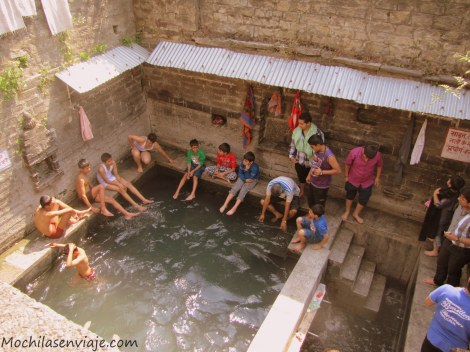 Baños termales de Vashisht
