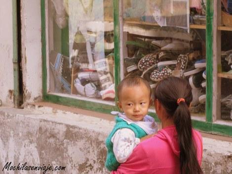 Miradas tibetanas