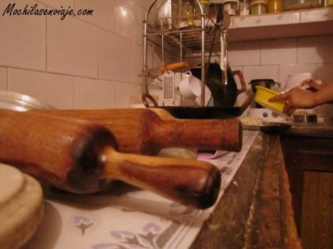 Curso de cocina con Reeta