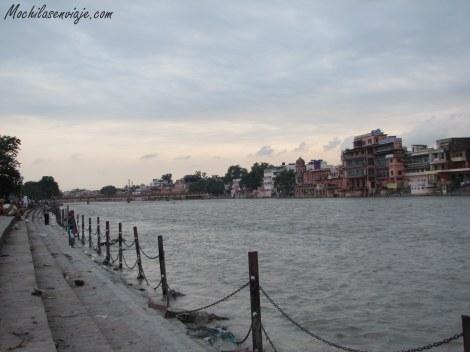 Ghat en Haridwar