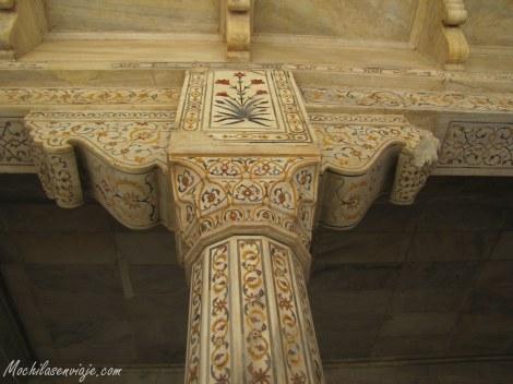 Y muchos detalles en marmol