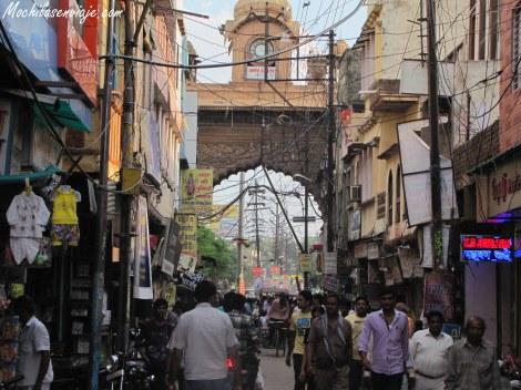 Las calles de Mathura