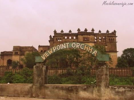 Bienvenidos a Orchha
