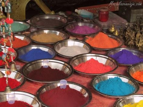 El color de los mercados