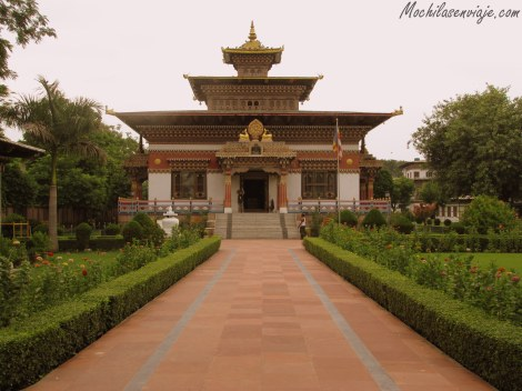 Templo Bhután