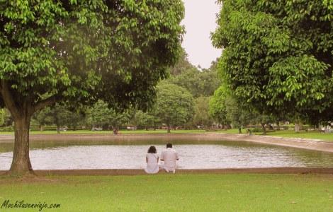 El amor entre una pareja