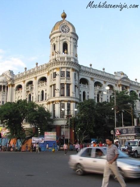 Otra esquina de Calcuta