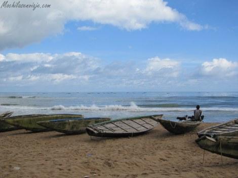 En la playa obtuvimos mejores fotos