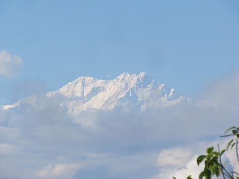 Tercer montaña mas alta del mundo!