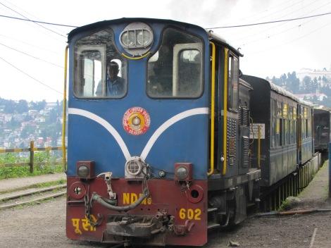 El famoso tren