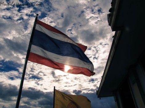 Bandera tailandesa