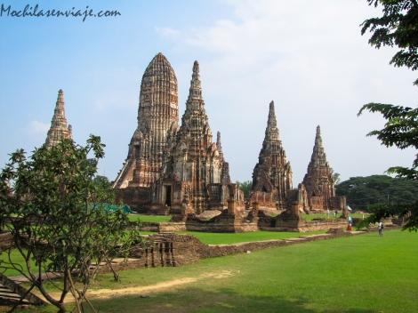 Uno de los tantos templos