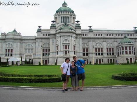 Con Edu en Bangkok