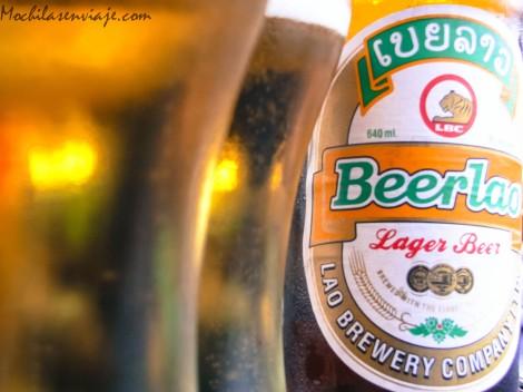 Beerlao - Cerveza laosina