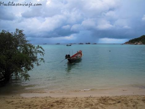 Las playas de Ko Tao