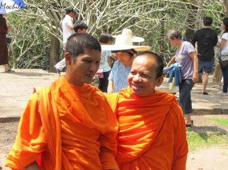 Tailandia monjes - 1