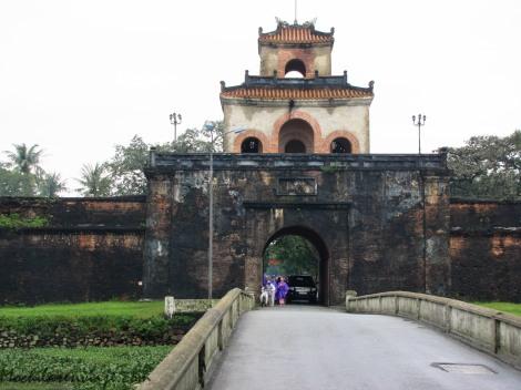 Ciudadela Hue Vietnam