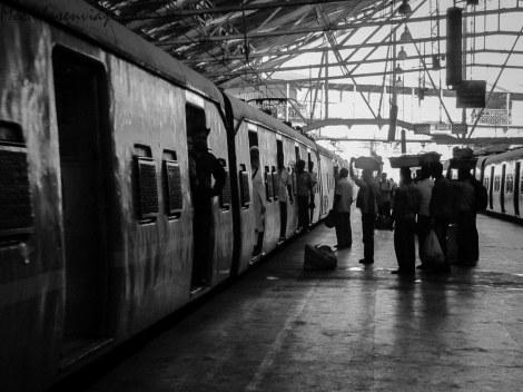 Mumbai - India - Tren