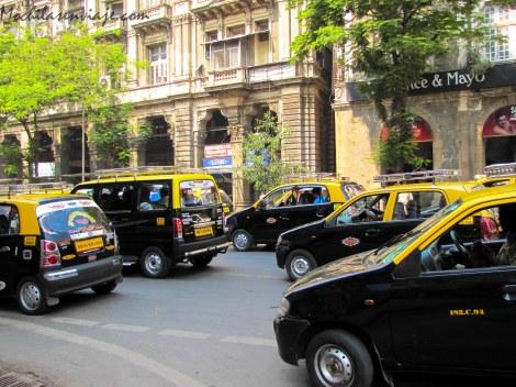 Mumbai - India - Taxi