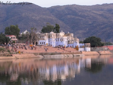 Pushkar - India - Lago