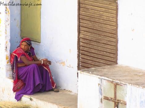 Pushkar - India - Mujer