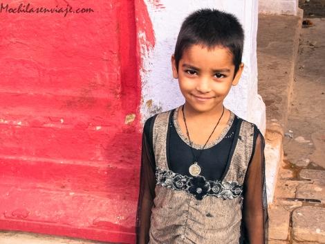 Mujeres en India -6